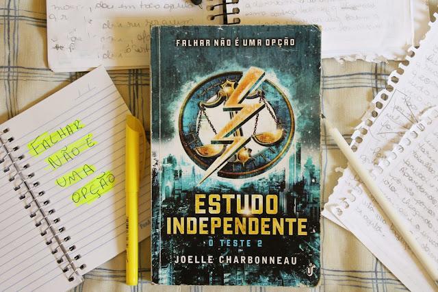 Resenha: Estudo Independente de Joelle Charbonneau