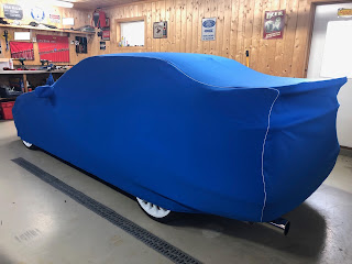 Custom Indoor Fleece Car Cover ( Ford Bosworth RS 500 )