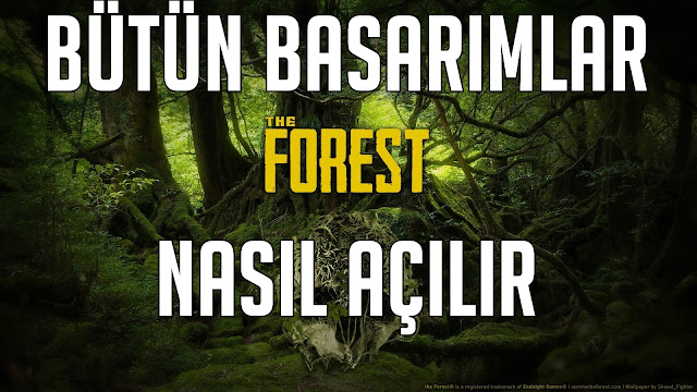 The-Forest-Basarimlar-Acma