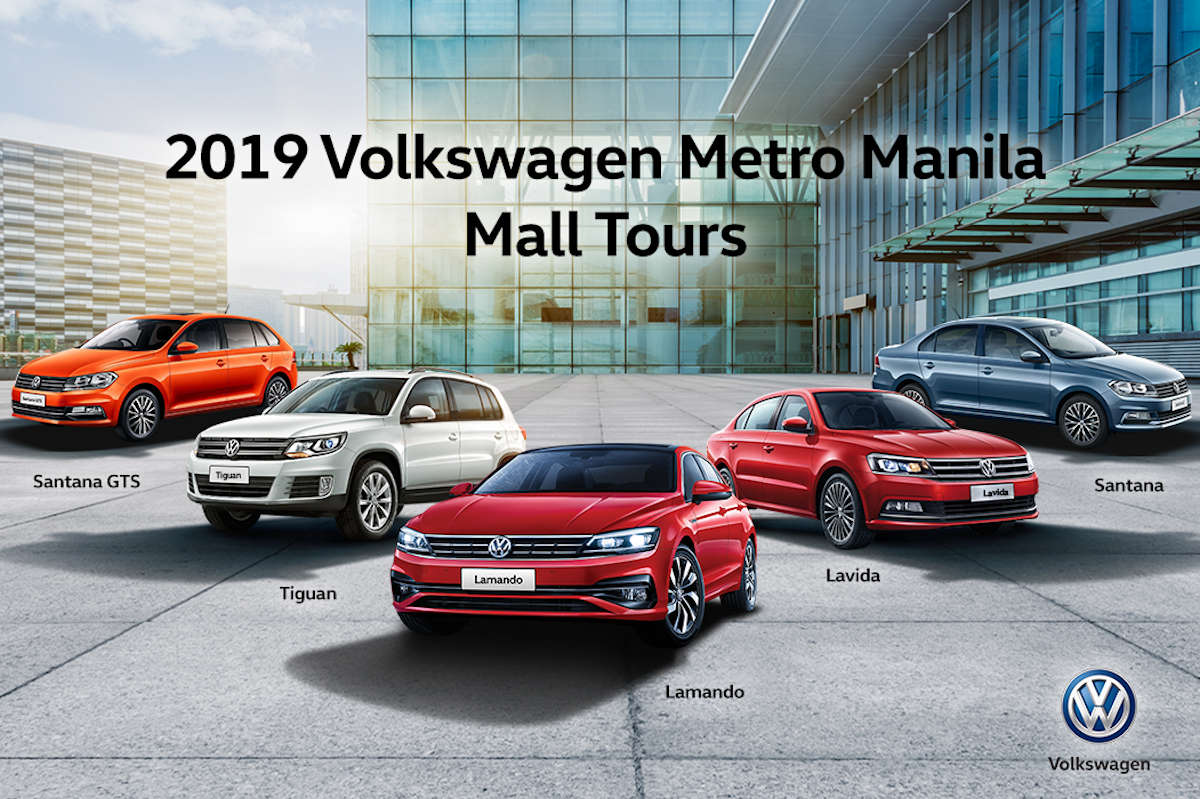 volkswagen goes on tour this february to may 2019 philippine car news car reviews automotive. Black Bedroom Furniture Sets. Home Design Ideas
