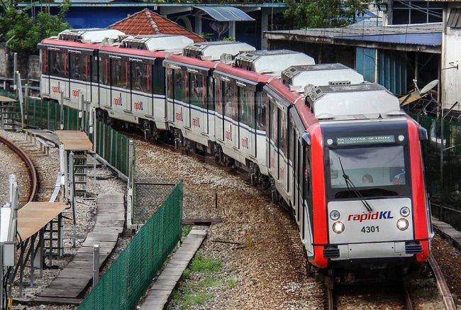 7 Buah Stesen LRT Laluan Ampang Dibuka Lewat Ahad Ini #RapidKL