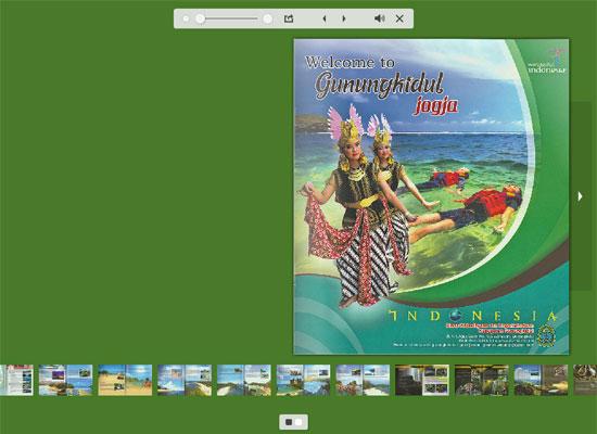 booklet wisata gunungkidul