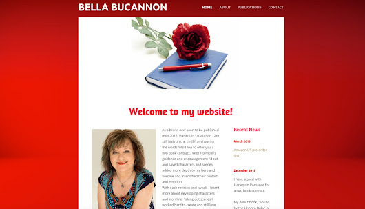 Website design: Bella Bucannon