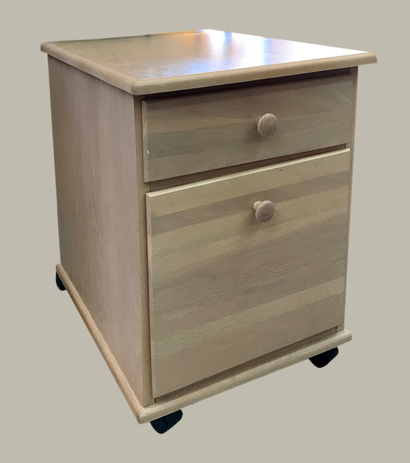 Uhuru Furniture & Collectibles: Small File Cabinet on ...