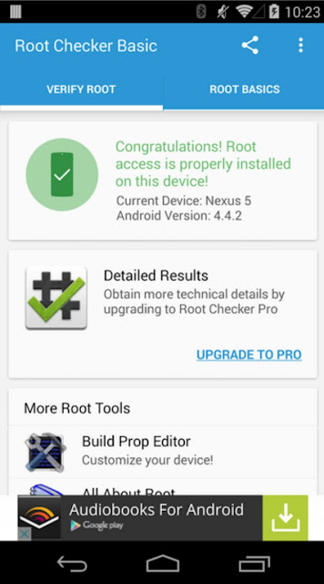 Cara Root Android Lollipop