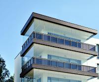 camekan, cam kaplanmış balkon