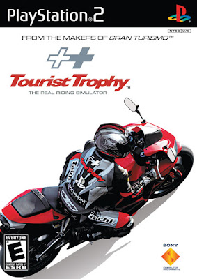 Tourist Trophy The Real Riding Simulator 2006 PS2 NTSC English