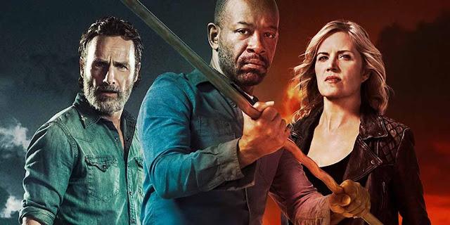 لمحبي الموتى السائرون: لماذا عليكم بدء مشاهدة Fear the Walking Dead اليوم وليس غداً!  تحول رسمياً إلى Spin-Off لمسلسل الأصلي