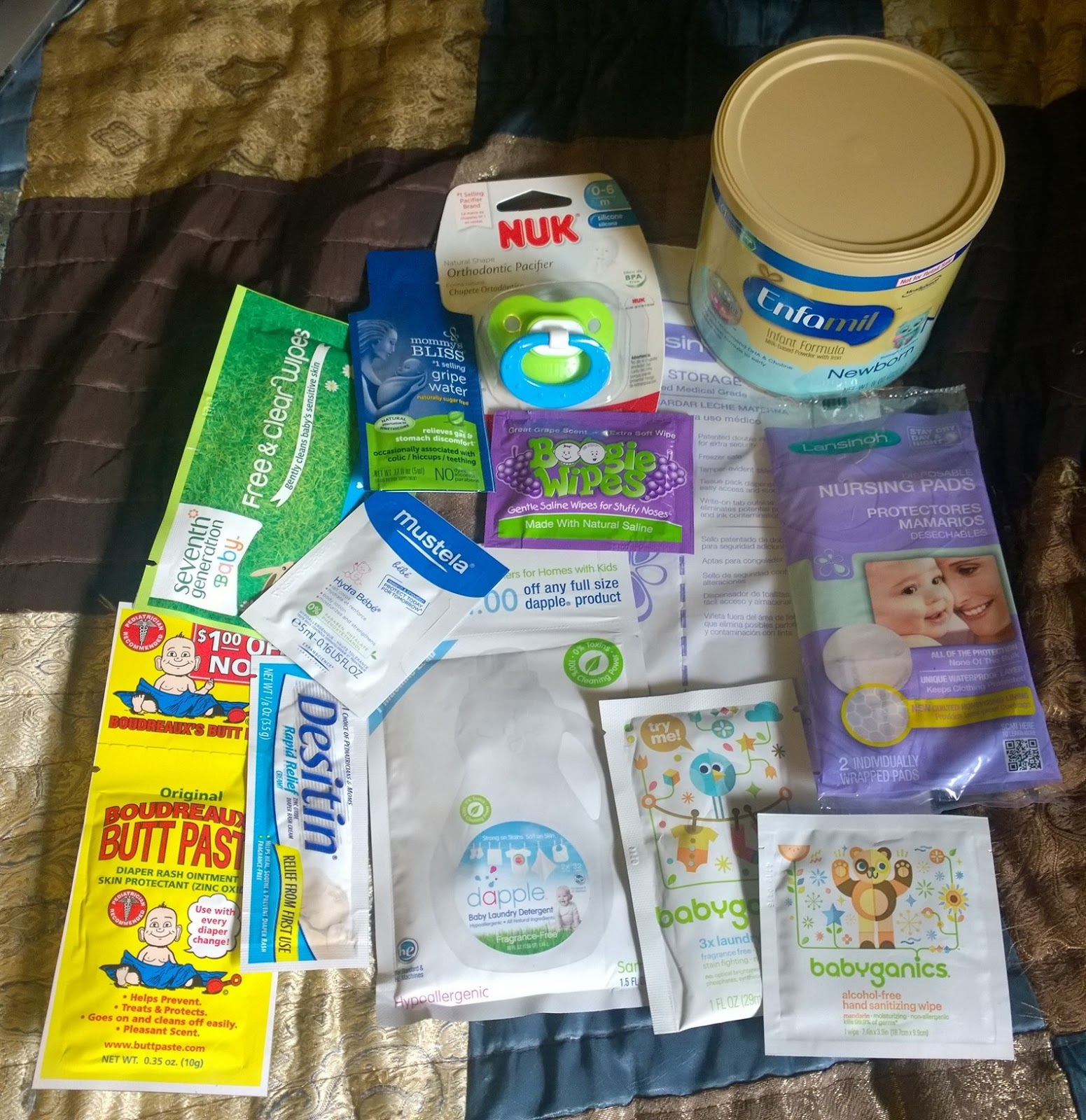All The Free Baby Stuff The Bump