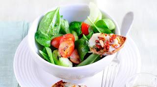 Sayur bayam dapat membantu mengobati penyakit inflamasi