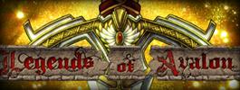 Legends of Avalon VIDEO SLOT
