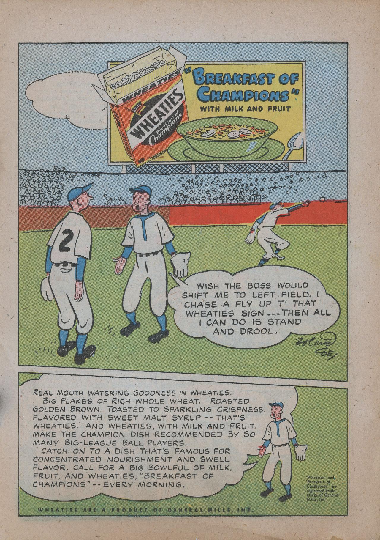 Read online Detective Comics (1937) comic -  Issue #101 - 15
