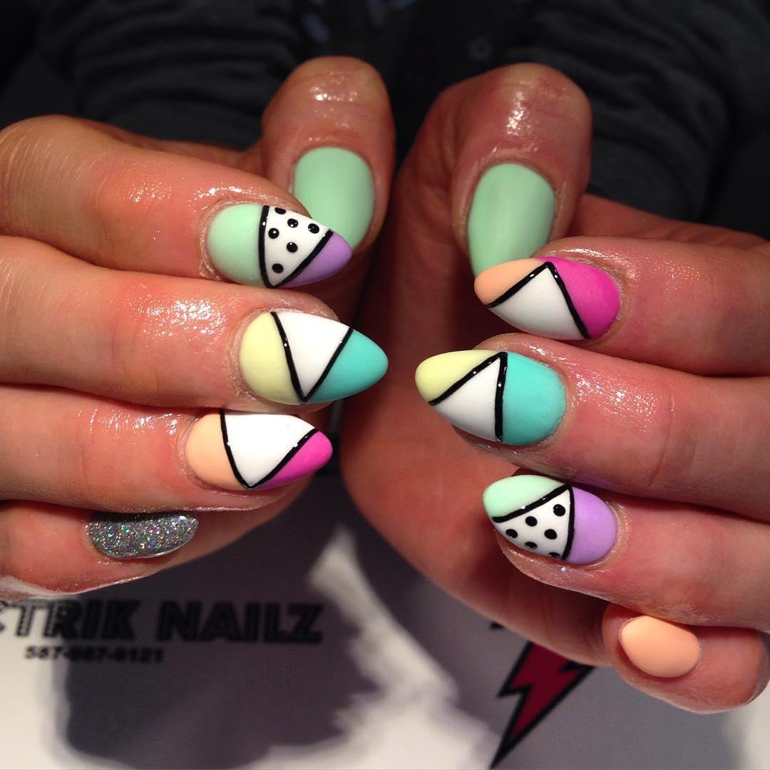 Nail Designs For Short Short Nails