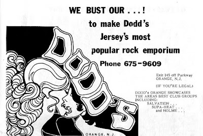 Dodd's rock club