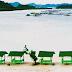 Tempat Pantai Sari Ringgung Pesawaran Lampung, Terdapat Masjid Terapung dan Pasir Timbul