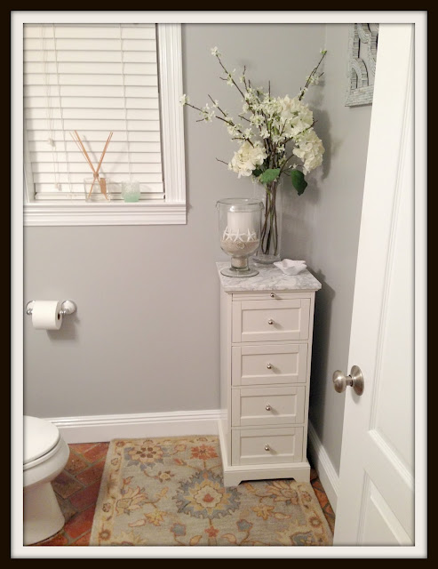 Powder Room Remodel