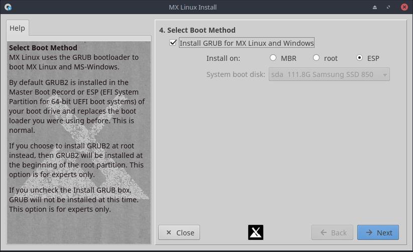 TechnoZeal: Install MX Linux on Mac Mini (late 2009)