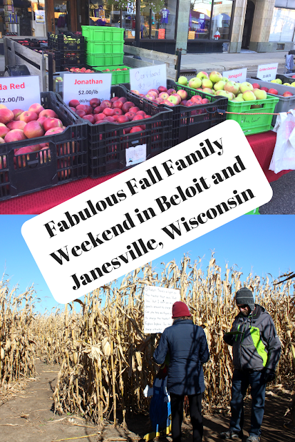 Fall Harvest, Corn Mazes, Local Fare and More Fall Fun in Beloit and Janesville, Wisconsin