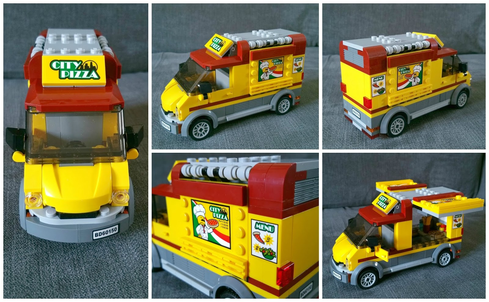 LEGO City Police, LEGO City Great Vehicles, My City 2