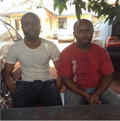 Police Nab 2 Fraudsters Impersonating the Enugu Deputy Governor on Facebook