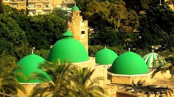 قبب جامع طينال
