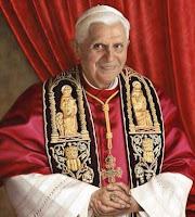 Pope-emeritus Benedict XVI