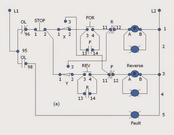 Motor Control Circuit 7 Start Stop Wiring Diagram Emprendedor