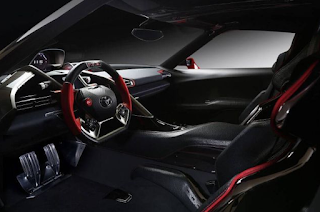 2018 Toyota Supra New Interior Design