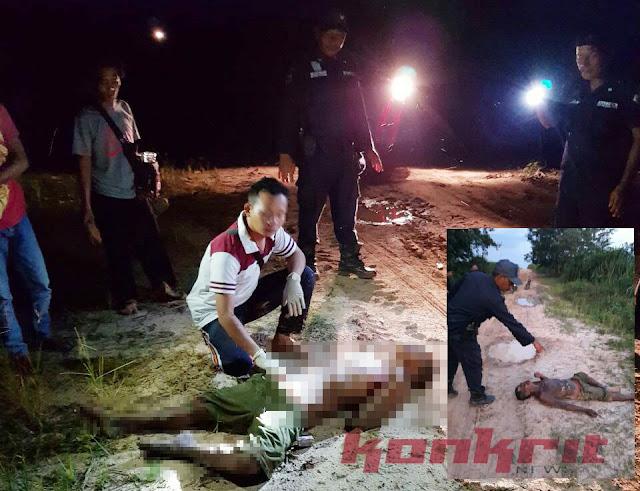 Polsek Gedung Meneng Identifikasi Mayat Mr. X Yang Ditemukan di Areal Kebun Tebu
