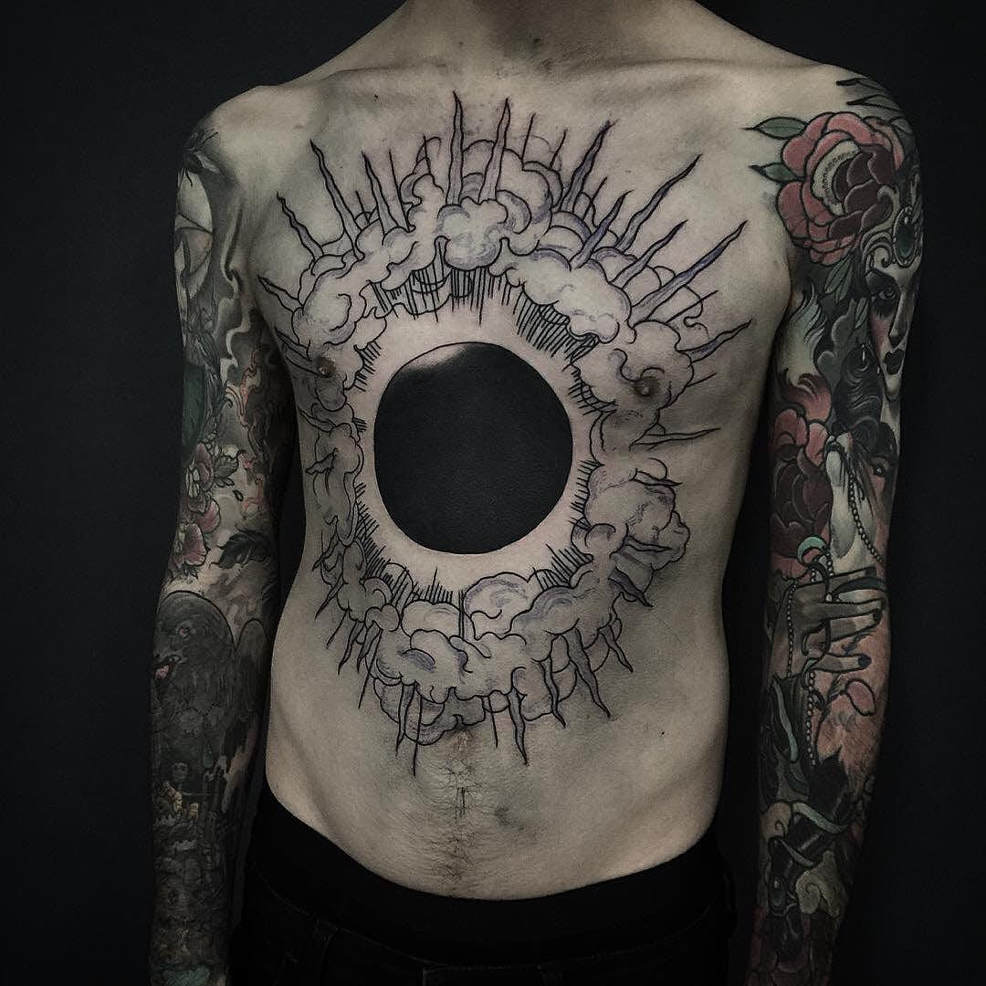 Tattoo Da Villa Tatuagem De Arte Obscura