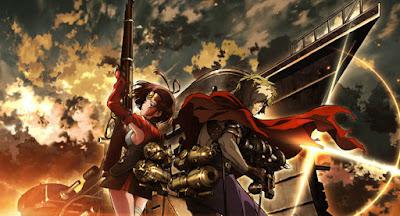Kabaneri of the Iron Fortress Anime