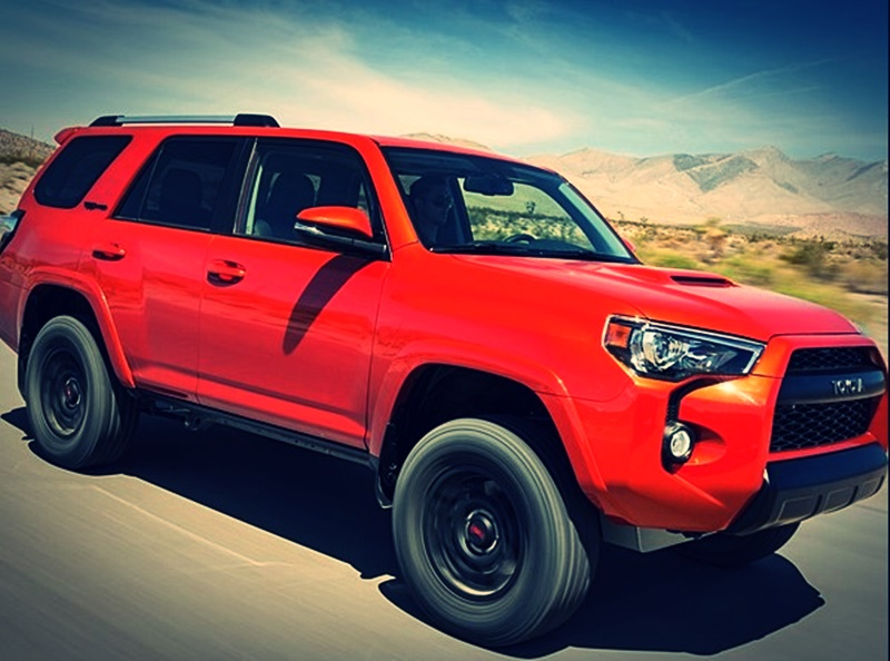 2018 Toyota 4Runner Specifications and Sr5