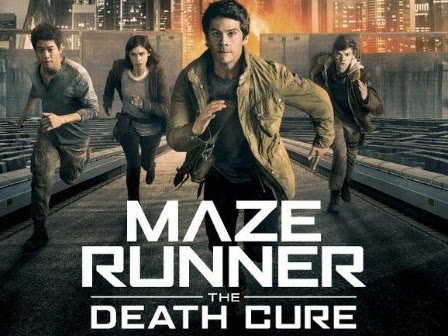Death Cure | Film Review