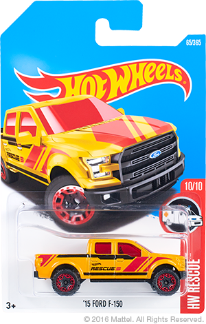 HW 15 Ford F-150 First To Market Kmart