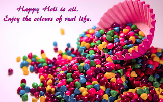 Happy Holi 2017 To All, Enjoy The Colours Of Real Holi.