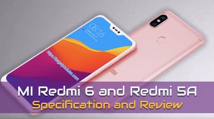 Xiaomi launching Redmi 6 and Redmi 5A two cheap smartphones