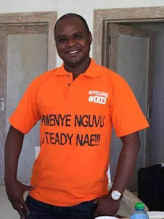 Amason Kingi retained Kilifi county. PHOTO | FILE