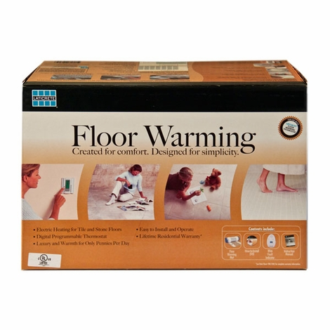 Floor Warming kits