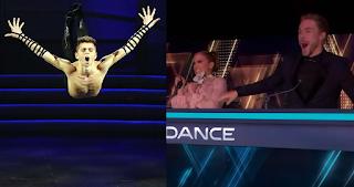 Ένας χορευτής από άλλο κόσμο που τρέλανε τους κριτές
