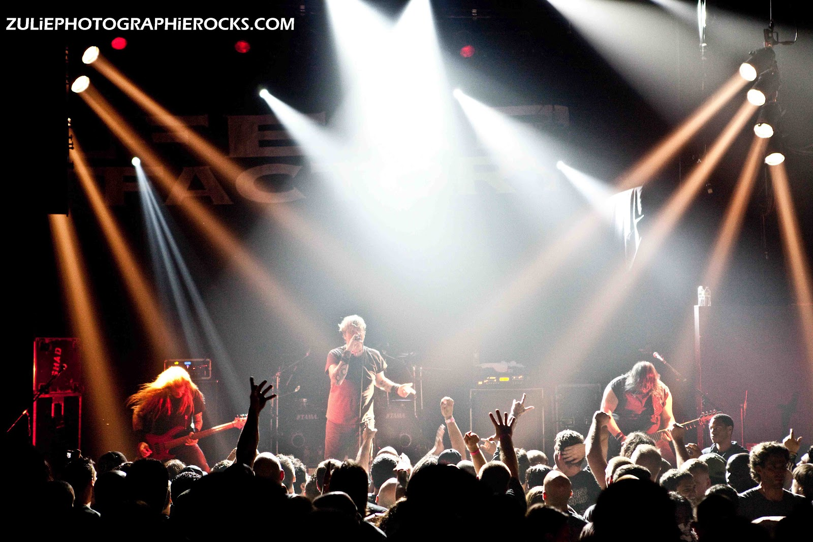 FEAR FACTORY Unleash TONS Of Tour Dates For Their Fans In Europe   The U.S. 5820fa735