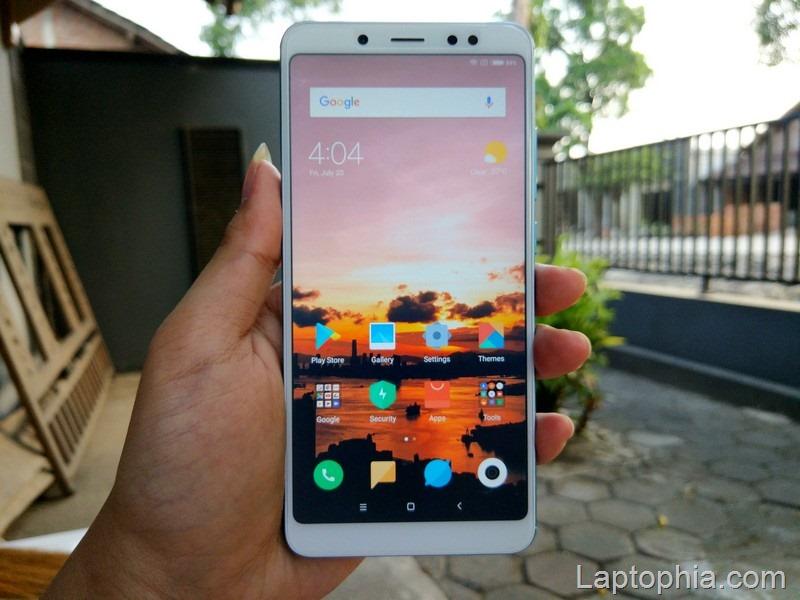 Impresi Awal Xiaomi Redmi Note 5