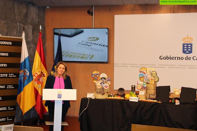 Vanoostende felicita a la DOP Queso Palmero por las medallas conseguidas en Agrocanarias