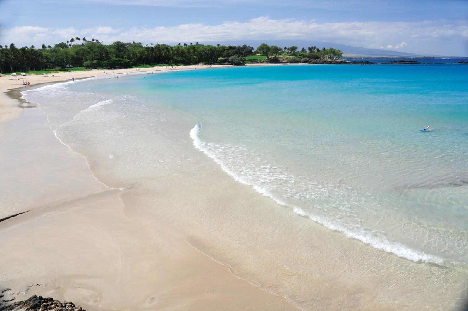 Trailblazer Hawaii Hapuna Beach State Park Divine