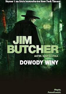 Dowody winy - Jim Butcher