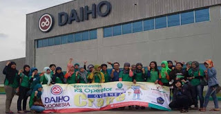 Info Lowongan Kerja Kawasan GIIC PT DAIHO INDONESIA Cikarang