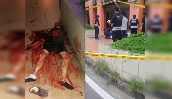 Remaja maut ditetak selepas dipercayai diserang dua lelaki tidak dikenali berhampiran pusat hiburan