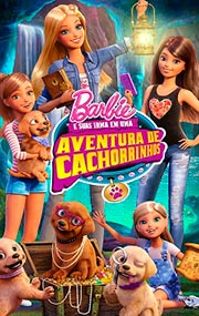 Filme Barbie e Suas Irmãs em Uma Aventura de Cachorrinhos