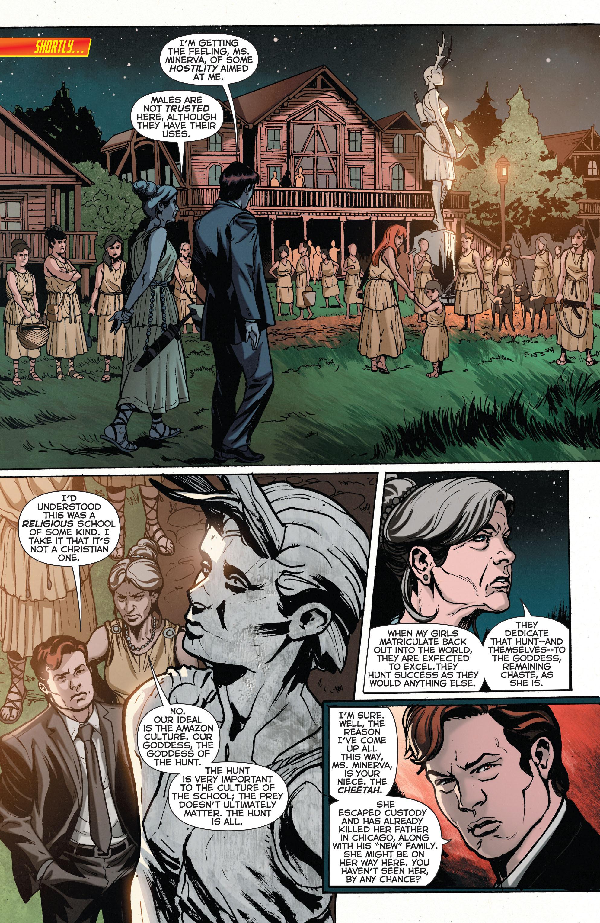 Read online Wonder Woman (2011) comic -  Issue #23.1 - 10