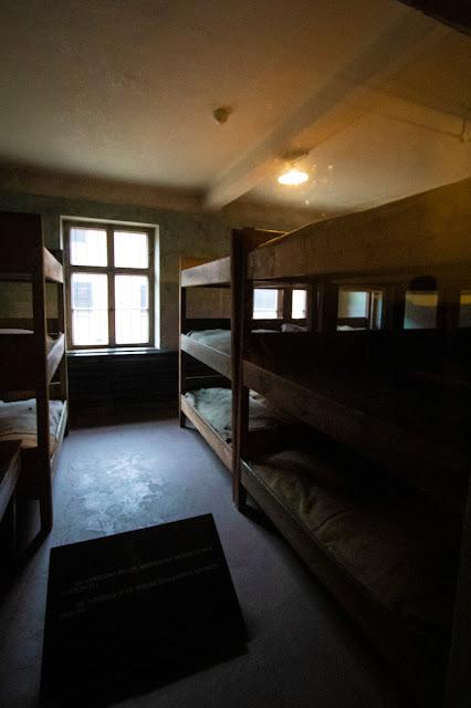 Dormitorio-Campo di concentramento di Auschwitz