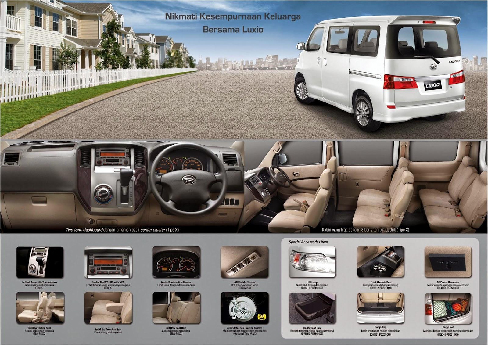 Indonesian Campervan News: Beberapa Calon Mobil Terbaik
